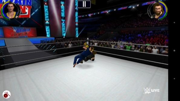 WWE 2K – рестлинг для Галакси C6, С5, С4, Нот 4, Нот 3