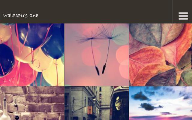 Wallpapers QHD – заставки в высочайшем разрешении для Samsung Galaxy S6, S5, S4, Note 3, Note 4