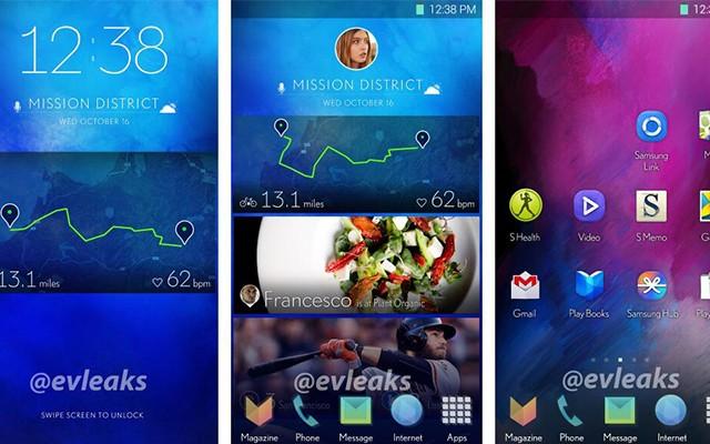 Модернизированный Samsung TouchWiz UX