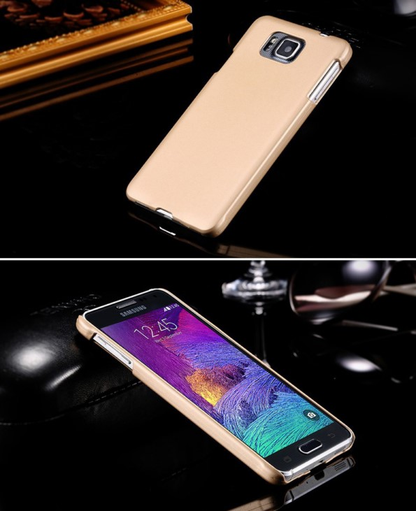 Samsung Galaxy Alpha кейс накладка