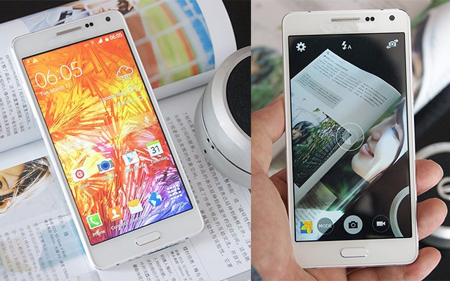 Китайская копия Samsung Galaxy A5