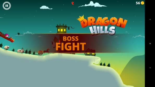 Dragon Hills – принцесса в заточении для Samsung Galaxy Note 4, Note 3, S6, S5, S4, S3