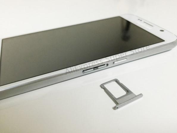 Китайский Galaxy S6 - смарфтон HDC S6