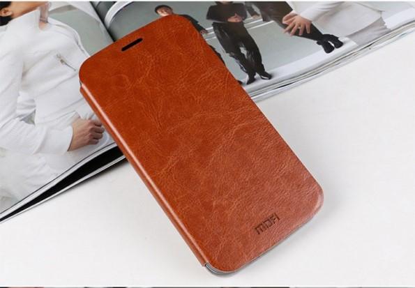кожаный чехол на Samsung Galaxy E7