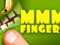 Mmm Fingers – опасное скольжение для для Galaxy S6, S5, S4, S3, Note 3, Note 4, A3, A5, A7