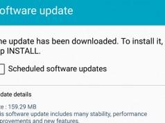 Обновление прошивки FXXU1AOE3 для Galaxy S6 и S6 Edge