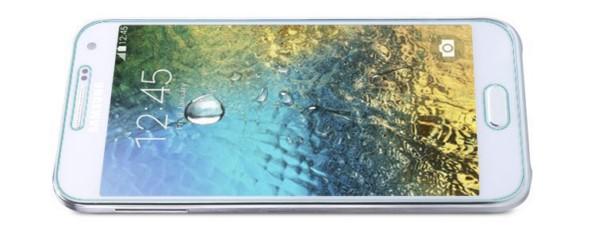 Samsung Galaxy E5 защитное стекло
