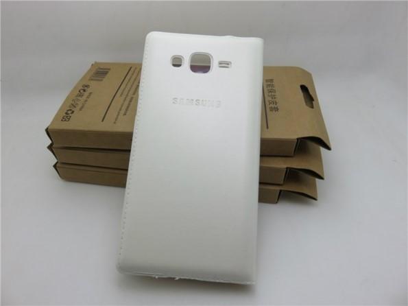 Samsung Galaxy Grand Prime кожаный чехол