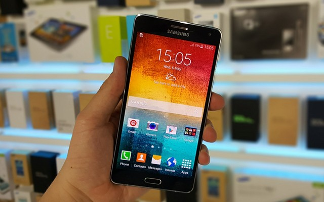 вышло обновление Android 5.0 Lollipop для Samsung Galaxy A7