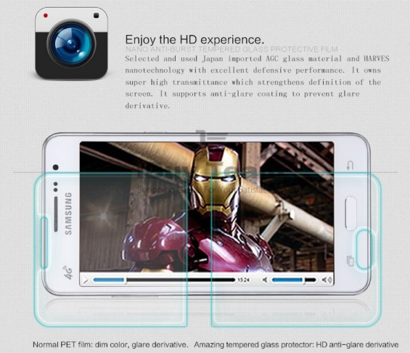 Samsung Galaxy Grand Prime защитное стекло