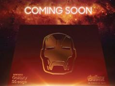 "Samsung Galaxy S6 Edge Iron Man и чехлы ""Мстители"""