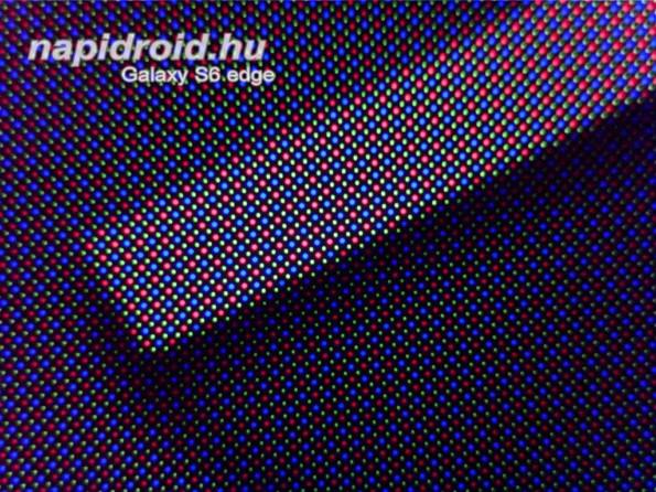 Samsung Galaxy S6 Edge под микроскопом - особенности