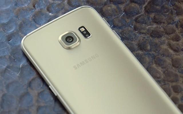 Samsung Galaxy S6 и S6 Edge золотога цвета самые популярные