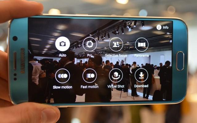 В Android 5.1.1 для Galaxy S6 и S6 Edge улучшиться камера