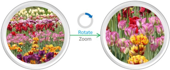Samsung Orbis (Gear A) - скриншоты интерфейса и информация о часах