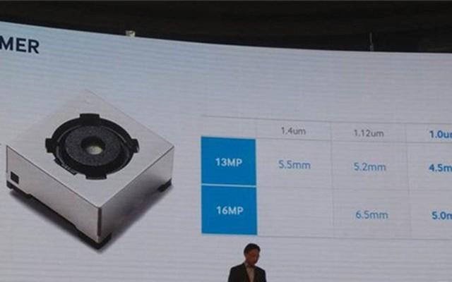 Новые аккумуляторы и датчики камер разрабатывает компания Samsung