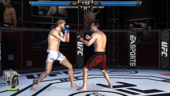 UFC – бои в клетке для Samsung Galaxy S6, S5, S4, Note 3, Note 4