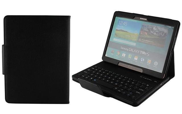 Чехол с Bluetooth клавиатурой для Samsung Galaxy Tab S 10.5