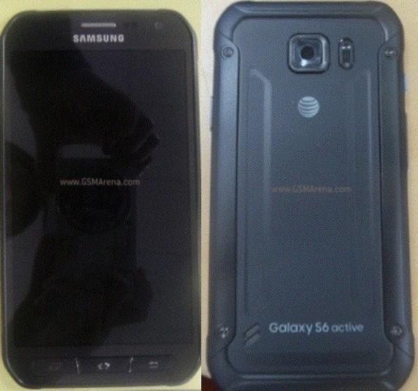 Живые фото Samsung Galaxy S6 Active