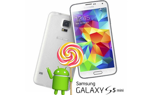 Android 5.0.1 Lollipop выйдет для Samsung Galaxy S5 Mini (SM-G800)