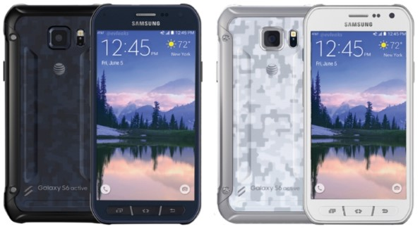 изображение Samsung Galaxy S6 Active