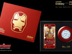 Samsung Galaxy S6 Edge Iron Man Limited Edition фото и распаковка