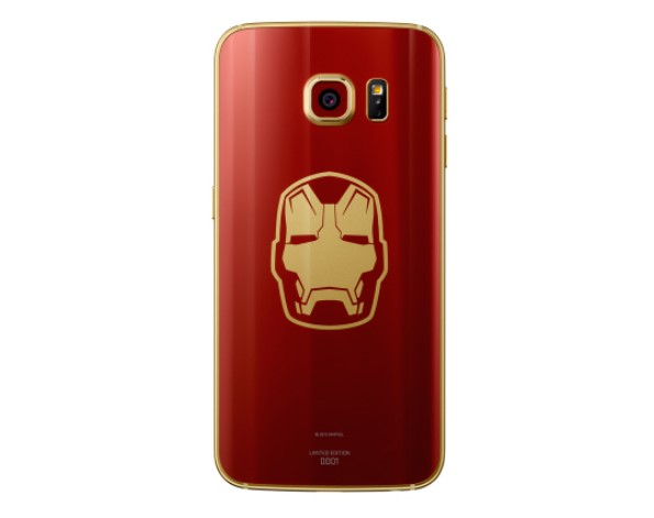 Samsung Galaxy S6 Edge Iron Man Limited Edition фото и распаковка