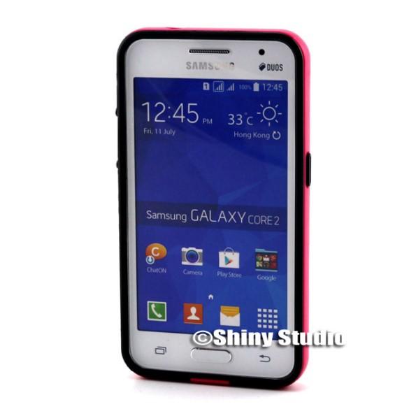 бампер на Samsung Galaxy Core 2