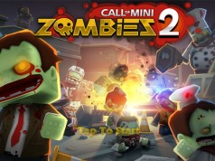 Call of Mini: Zombies 2 – динамичный зомби-шутер для Samsung Galaxy S6, S5, S4, Note 3, Note 4