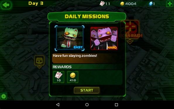 Call of Mini: Zombies 2 – динамичный зомби-шутер для Samsung Galaxy S6, S5, S4, Note 3, Note 4