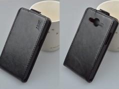 Кожаный чехол Samsung Galaxy Core 2