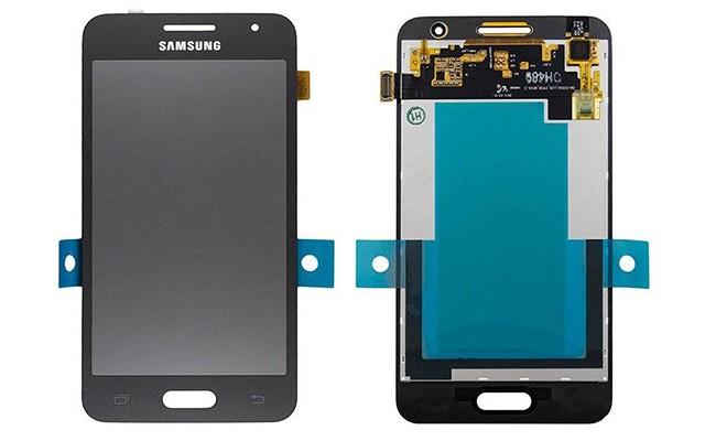 дисплей на Samsung Galaxy Core 2 Duos