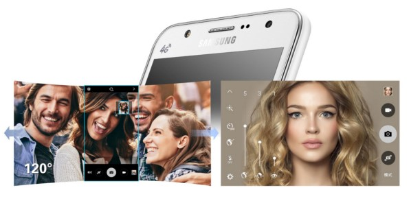 обзор Samsung Galaxy J7