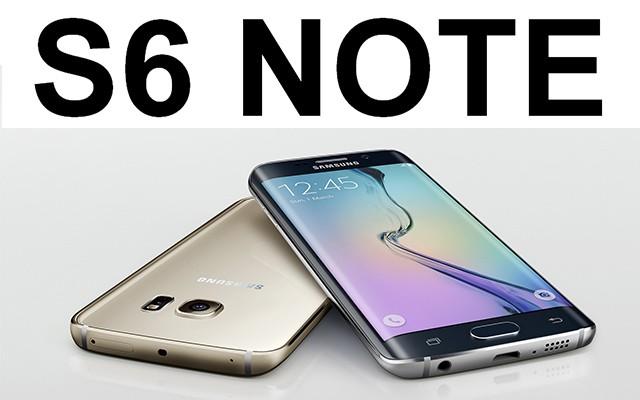 S6 Note - новый товарный знак Samsung