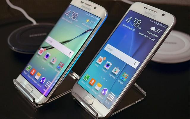 уменьшение темпов производства Galaxy S6 и S6 Edge