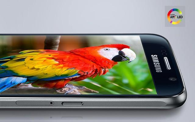 Super AMOLED в Samsung Galaxy S6 ещё более энергоэфффективный