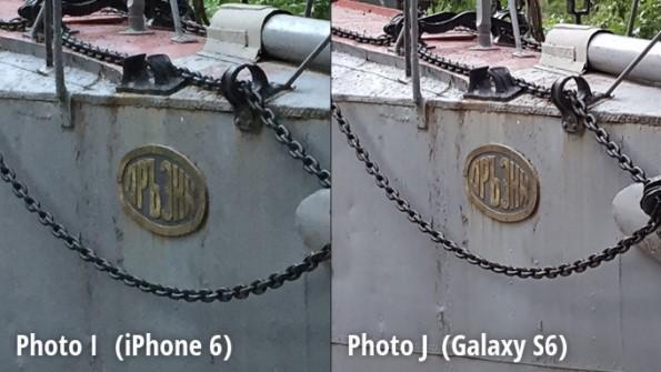 Сравнение качества фото с Samsung Galaxy S6 побеждает iPhone 6