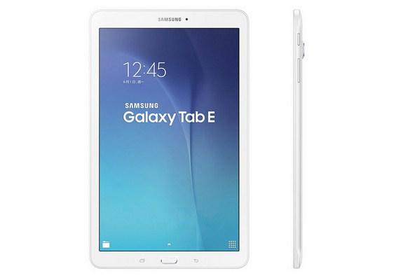 официальный релиз Samsung Galaxy Tab Е