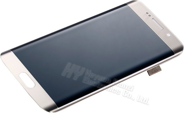 Экран на Samsung Galaxy S6 edge
