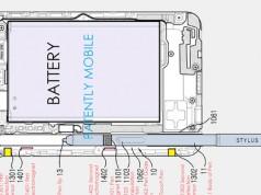 Samsung Galaxy Note 5 стилус S Pen с автоматической подачей