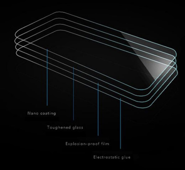 Samsung Galaxy J1 - защитное стекло