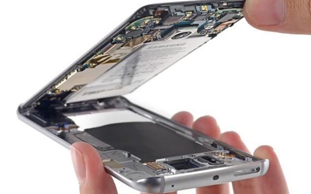 Samsung Galaxy S6 и S6 Edge - описание компонентов
