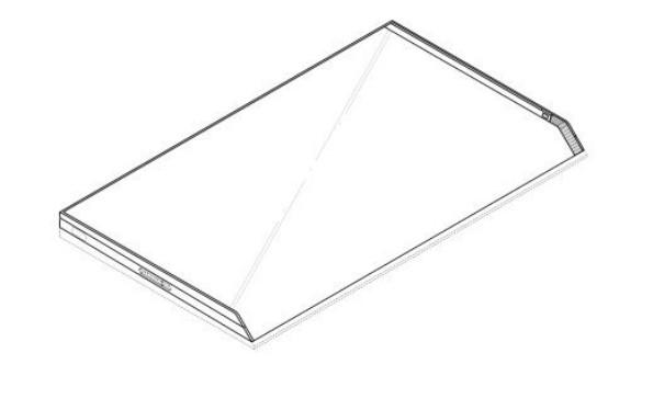 Изображение складывающегося планшета Samsung