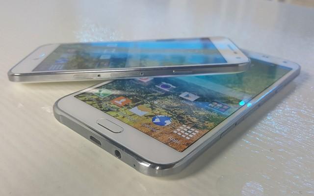 Обновление Android 5.0 Lollipop для Galaxy E5 и Galaxy E7 выйдет в 3 квартале