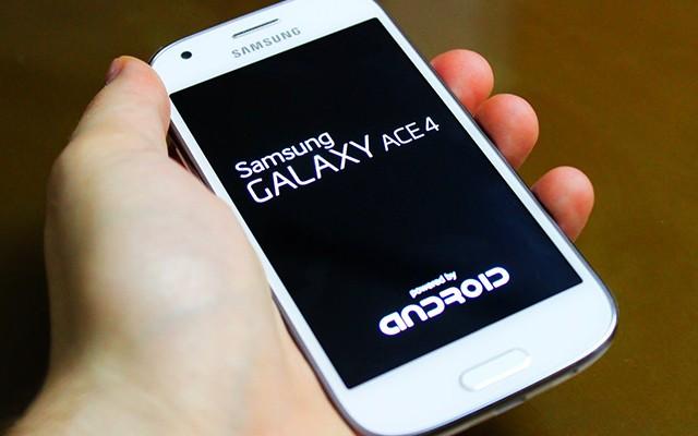 Samsung Galaxy Ace 4 не будет обновлён до Android Lollipop