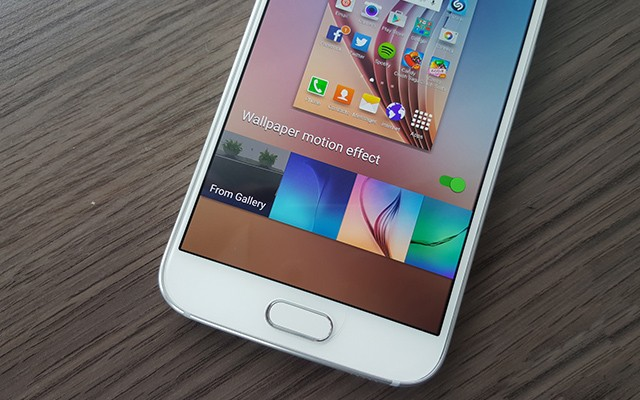 Видео работы Android 5.1.1 на Samsung Galaxy S6 и S6 Galaxy Edge