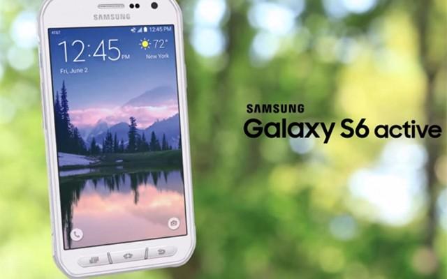 Galaxy S6 Active имеет аккумулятор на 3500 мАч