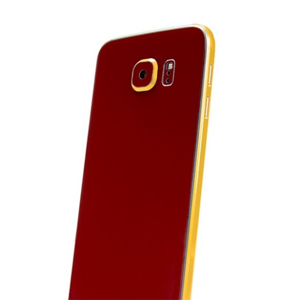 Ажиотаж над Galaxy S6 Edge Iron Man Edition