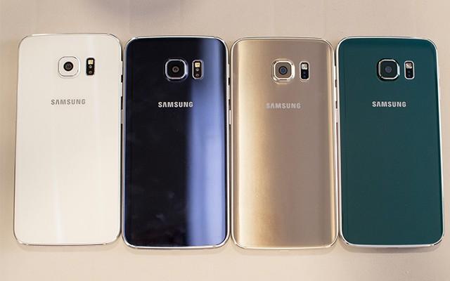 продажи Samsung Galaxy S6 снижаются