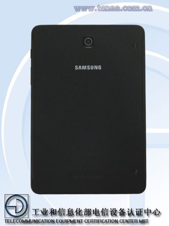 Samsung Galaxy Tab S2 8.0 на первых фото